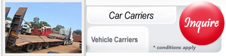 vehicle carriers for hire
